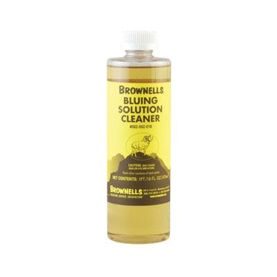 Brownells Bluing Solution Cleaner