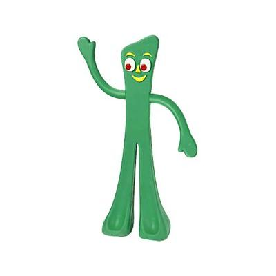 Multipet Gumby Dog Toy, Gumby, Rubber