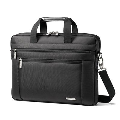 Samsonite Classic Laptop Briefcase, Black