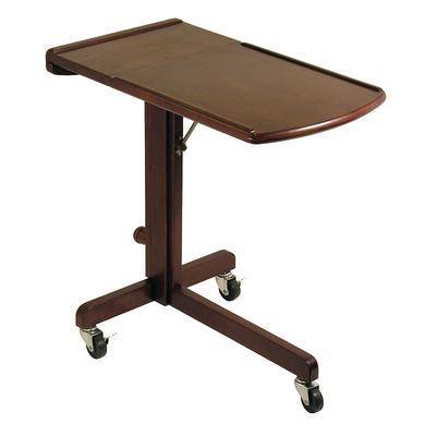 Winsome Wheeled Lap Desk, Brown