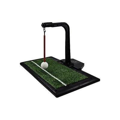 Club Champ Indoor/Outdoor Swing Groover Golf Training Aid, Multicolor