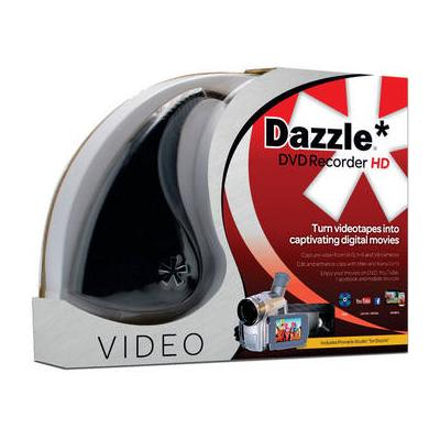 Pinnacle Dazzle DVD Recorder HD - Video Input Adapter - USB 2 DVCPTENAM