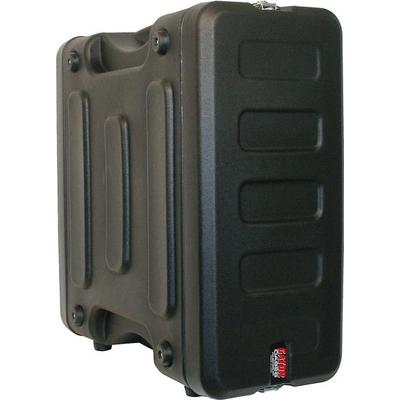 Gator Pro-Series Molded Mil-Grade PE Rack Case; 4U, 19