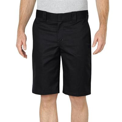 Men's Dickies Flex Relaxed-Fit Work Shorts, Size: 40, Black