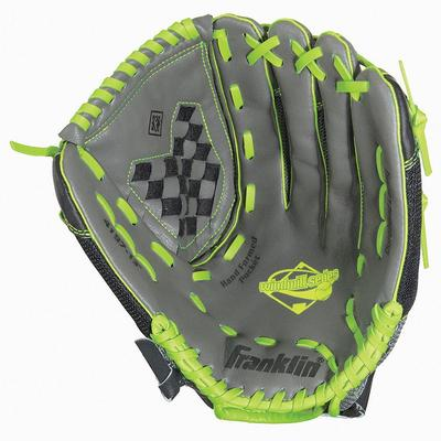 Franklin Windmill Series 11-in. Right Hand Throw Softball Glove - Adult, Multicolor