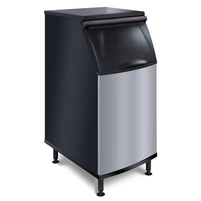 Koolaire K-420 22 Wide 310 lb Ice Bin with Lift Up Door