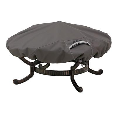 Classic Accessories Ravenna 52-in. Fire Pit Cover - Outdoor, Grey