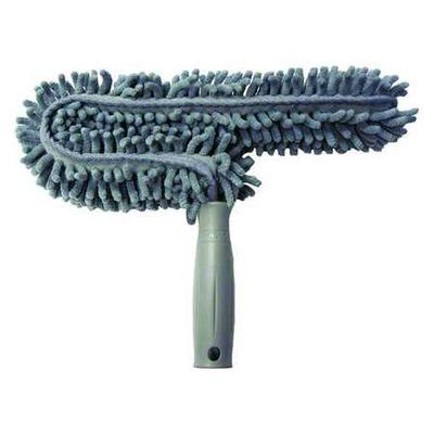Take a look at the features for Unger Ceiling Fan Duster. Color: Gray, Handle Material: plastic.