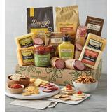 Ultimate Meat and Cheese Gift Box - Gift Baskets  Fruit Baskets - Harry and David | White Wine Red