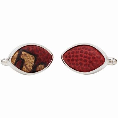 Cal Bears Authentic Game-Used Football Cuff Links