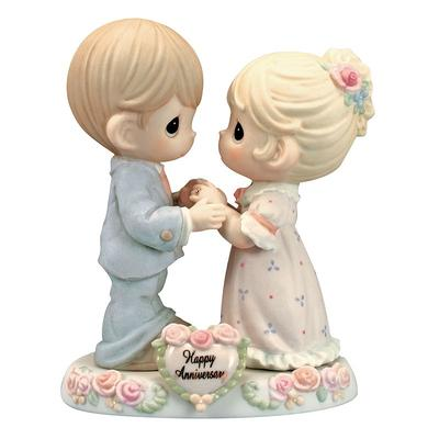 Precious Moments Our Love Was Meant To Be Figurine, Multicolor