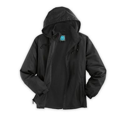 Men's Totes Storm Jacket, Black Size L
