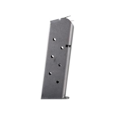 CMC Products Shooting Star Magazine 1911 Government, Commander 45 ACP 8-Round Stainless Steel