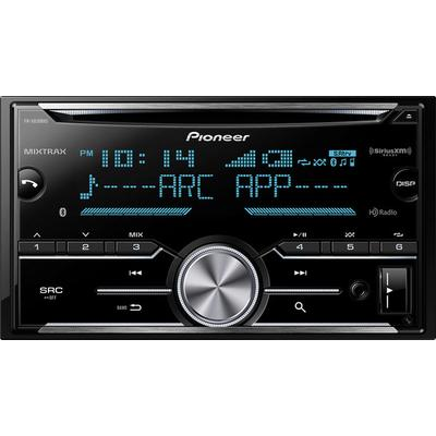 Pioneer FH-X830BHS CD Receiver