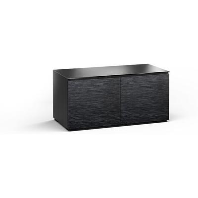 Salamander Designs Chameleon Collection Chicago 221 Textured Black Oak