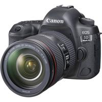 Canon EOS 5D Mark IV w/ 24-105mm f/4L IS II USM by Canon at Crutchfield for 3,899.00