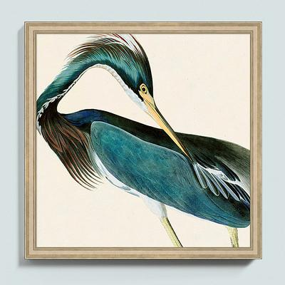Ballard Designs Sea Heron Framed Print 44