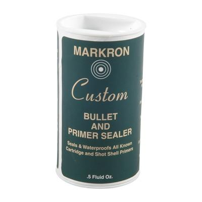 Roboco Laboratories Markron Custom Bullet And Primer Sealer - Bullet And Primer Sealer