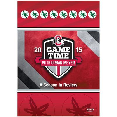 Ohio State Buckeyes Game Time 2015: A Season in Review DVD