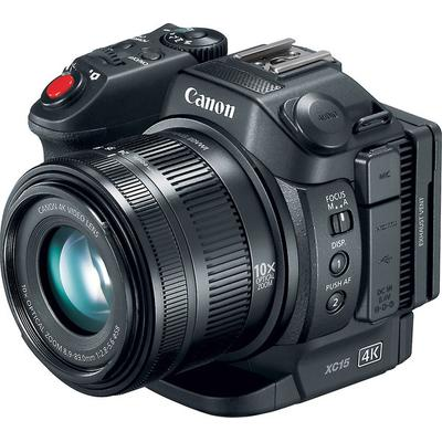 Canon XC15 Professional 4K Camco...