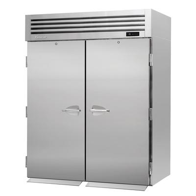 Turbo Air PRO-50R-RI-N 67 Two Section Reach-In Refrigerator, (2) Solid Door, 115v