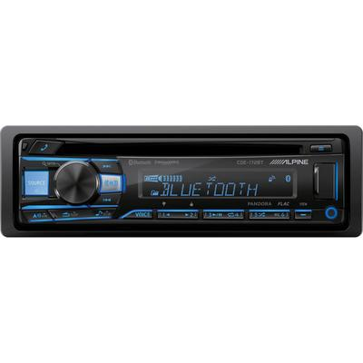 Alpine CDE-172BT CD Receiver