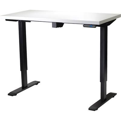 MotionWise SDG48W Motorized Lift Desk -Snow White