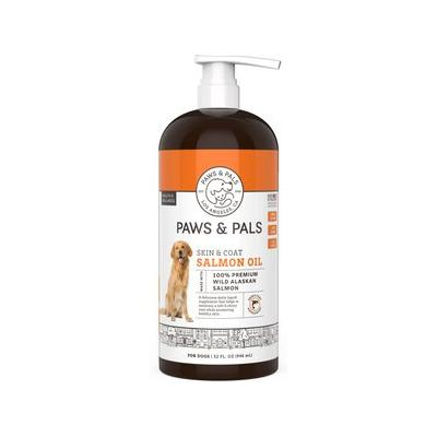 Paws & Pals Wild Alaskan Salmon Oil Dog & Cat Supplement