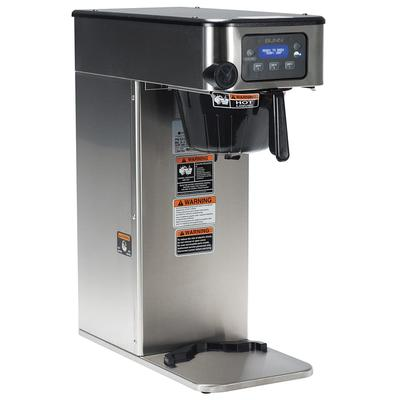Bunn ICB-DV 3 gal Infusion Coffee Brewer, English/Spanish Display, Stainless, Dual Voltage
