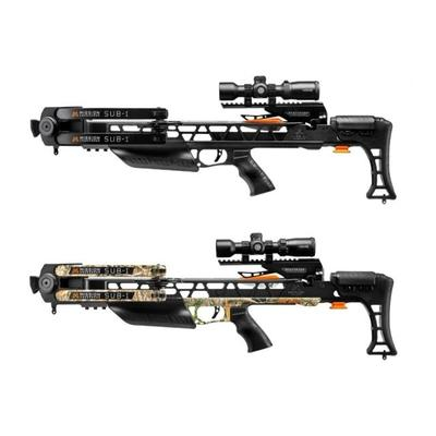 Mission Crossbows Archery Equipment Sub-1 Crossbow Black Model: S1BK