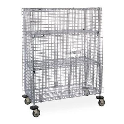 Metro SEC56S-SD 65 Mobile Security Cage, 27.25D