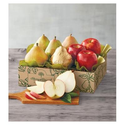 Pears and Apples...