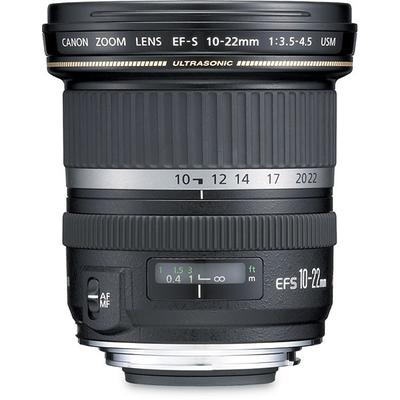 Canon EF-S 10-22...